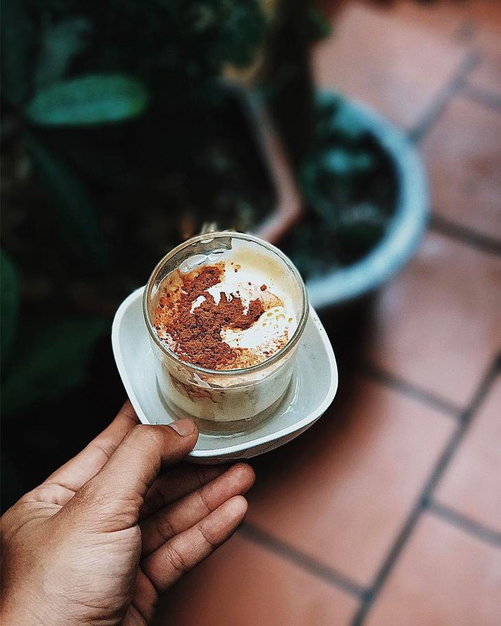 Giảng Cafe là nơi khởi nguồn của món cafe trứng thơm ngon